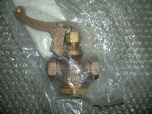 """UNITED Plug Valve P/N NS2904001 Size: 3/8"""""""