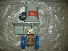 """LESLIE Actuated Valve P/N 502N8WAHP40DCNV Size: 3/4"""""""