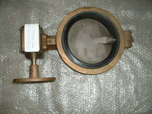 """NORRISEAL Butterfly Valve P/N R2030-64AA-2E Size: 8"""""""