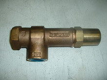 """FULFLO Safety Relief Valve P/N VB5WS Size: 1"""""""