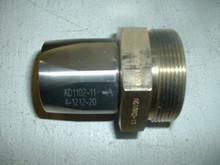 AEROQUIP ADAPTER STRAIGHT  TO HOSE P/N 375-190911-1-20