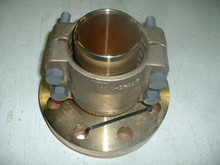"""AEROQUIP ADAPTER STRAIGHT FLANGE TO HOSE P/N FC9568-4048-189 Size 3"""""""
