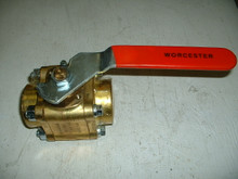 """Worcester Ball Valve P/N 1-416T-TE-S7 Size: 1 1/4"""""""