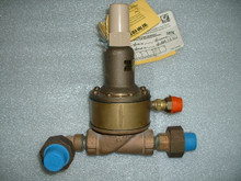 """CLA-VAL Regulating Fluid Pressure Valve P/N 74693D Size 3/8"""""""