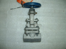 """Powell Globe Valve P/N 2474SWE 3/4IN AND 67345  Size 3/4"""" IN"""