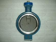 """NORRISEAL Butterfly Valve  P/N 6"""" M1011-222B Size 6"""""""