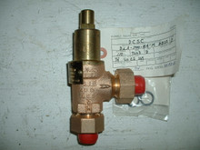 """Kunkle Safety Relief Valve  P/N 20CS169966310 Size 1/4"""""""