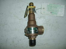 """Kunkle Safety Relief Valve P/N 344-300032-004 Size: 1/2"""""""