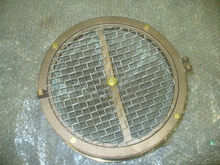 """TATE ANDALE FLANGED VENT, BRONZE P/N:060210931J  Size: 6"""" IN"""