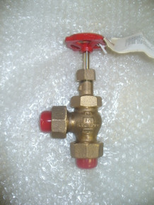 MILWAUKEE ANGLE VALVE P/N 803-4384536 SIZE 3/8IN''