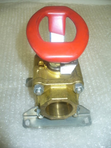 """WORCESTER BALL VALVE P/N:P7823 1.6251 SIZE 1-1/2"""" IN"""