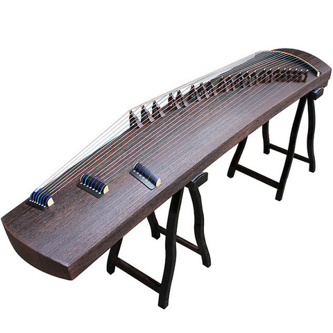 Concert Grade Paulownia Guzheng Instrument Chinese Zither Tang Style