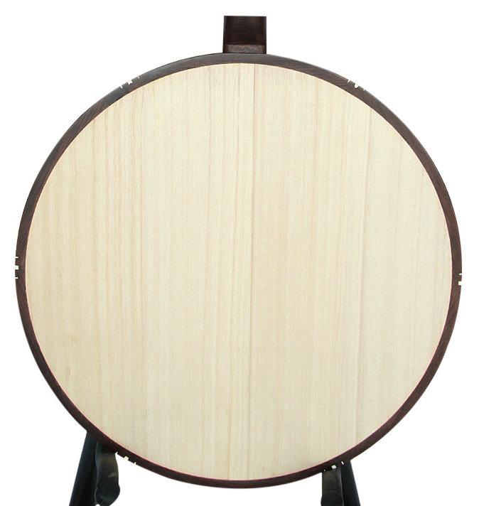 Professional Burmese Sandalwood Yueqin Chinese Moon Guitar