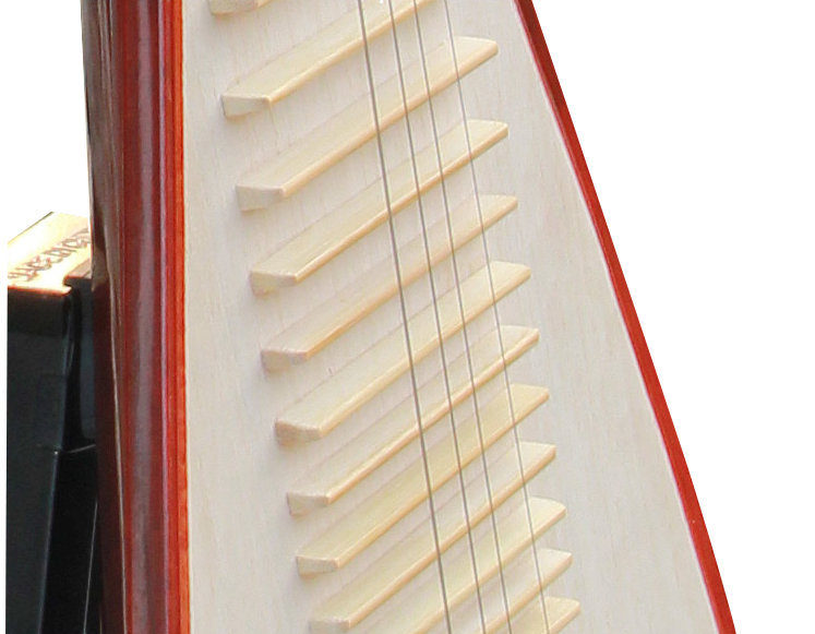 Professional Level Sandalwood Pipa Instrument Chinese Lute With Accessories