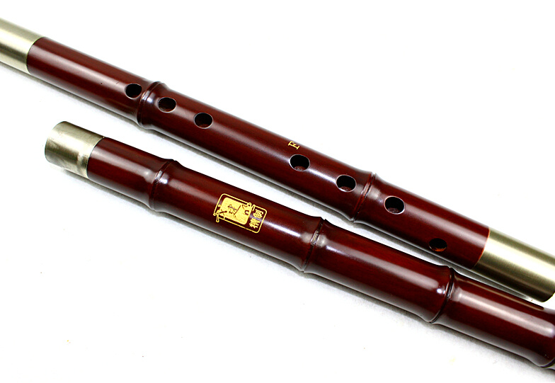 Concert Grade Sandalwood Flute Xiao Instrument Chinese Shakuhachi 3 Sections