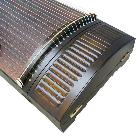 Concert Level Nanmu Guzheng Instrument Chinese Zither Gu Zheng