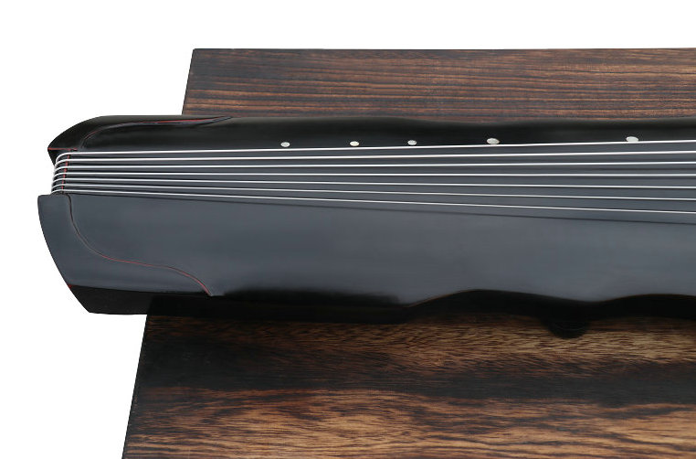Beginner Level Paulownia Wood Guqin Zither Chinese 7 String Instrument Fu Xi Style