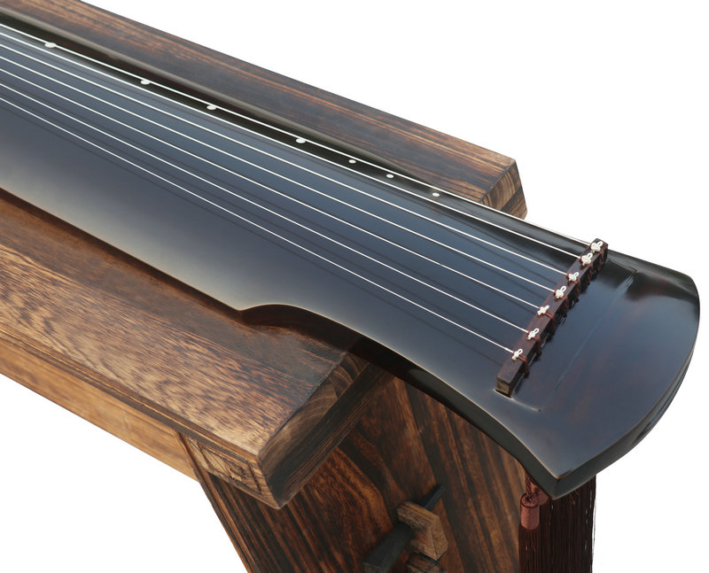 Buy Exquisite Chinese 7 String Instrument Aged Fir Guqin