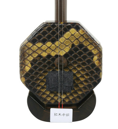 Professional Level Sandalwood Zhonghu Instrument Chinese Violin Fiddle With Accessories
