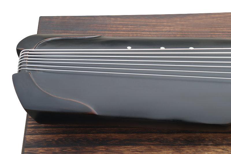 Beginner Level Paulownia Wood Guqin Zither Chinese 7 String Instrument Zhong Ni Style