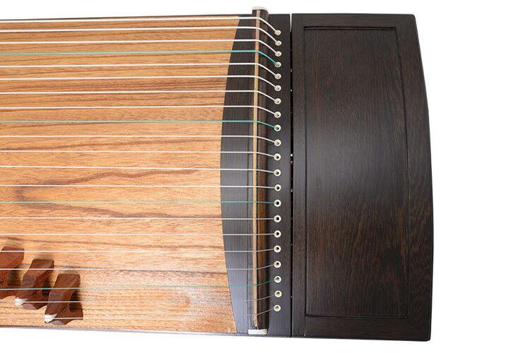 Professional Level Carved Wenge Wood Guzheng Instrument Chinese Koto Zheng
