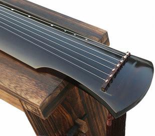 Kaufen Acheter Achat Kopen Buy Exquisite Chinese 7 String Instrument Aged Fir Guqin Zither Gu Qin Fu Xi Style