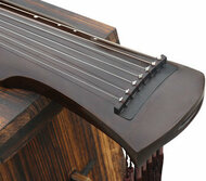 Kaufen Acheter Achat Kopen Buy Professional Level Aged Fir Wood Guqin Instrument Chinese Zither Fu Xi Type