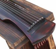 Kaufen Acheter Achat Kopen Buy Concert Grade Aged Fir Guqin Instrument Chinese 7 String Zither Fu Xi Type