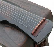 Kaufen Acheter Achat Kopen Buy Concert Grade Aged Fir Wood Guqin Instrument Chinese 7 String Zither Ling Ji Broken Lines Style