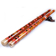 Kaufen Acheter Achat Kopen Buy Professional Level Bitter Bamboo Flute Chinese Dizi Instrument with Accessories