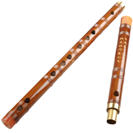 Kaufen Acheter Achat Kopen Buy Study Level Chinese Bitter Bamboo Flute Dizi Instrument with Accessories