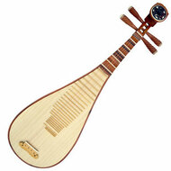 Kaufen Acheter Achat Kopen Buy Concert Grade Chinese Lute Sandalwood Pipa Instrument With Accessories