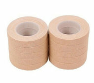 Buy Guzheng Pure Cotton Non-Allergenic Tapes for Finger Nails 10 Rolls