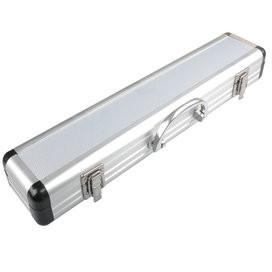 High Quality Aluminium Alloy Dizi Case for 6 Pcs of Dizi Flutes