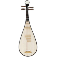 Buy Premium Quality Wenge Wood Pipa Instrument Chinese Lute With Pictures