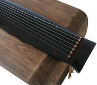 Buy Premium Quality Aged Fir Wood Guqin Instrument Chinese 7 Stringed Zither Luo Xia Style
