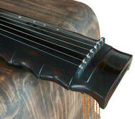 Buy Premium Quality Aged Fir Wood Guqin Instrument Chinese 7 String Zither Zhu Jie Style
