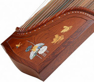 Buy Professional Level Red Sandalwood Guzheng Instrument Chinese Koto Gu Zheng