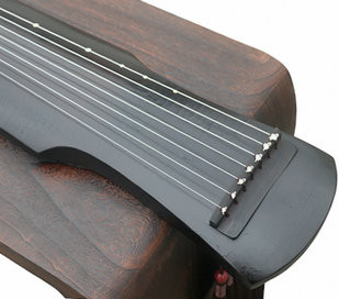Kaufen Acheter Achat Kopen Buy Concert Grade Aged Fir Wood Guqin Instrument Chinese 7 String Zither Fu Xi Broken Lines Style