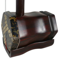 Buy Premium Quality Dragon Carved Ming Qing Dynasty Purple Sandalwood Erhu With Accessories