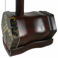 Buy Premium Quality Dragon Carved African Purple Sandalwood Erhu Chinese Fiddle With Accessories