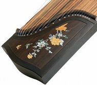 Buy Concert Grade Black Sandalwood Guzheng Instrument Chinese Zither Koto