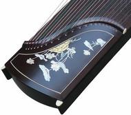 Kaufen Acheter Achat Kopen Buy Concert Grade Black Sandalwood Guzheng Instrument Chinese Harp