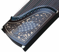 Kaufen Acheter Achat Kopen Buy Professional Peacock Carved Purple Sandalwood Guzheng Chinese Zither