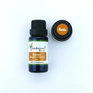 Manuka Oil, Wildcrafted, New Zealand