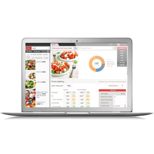 Nutritics Insight Menu Management and Nutrition Analysis