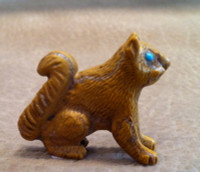 Zuni Squirrel Fetish Dan Quam SOLD