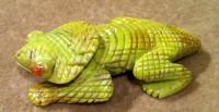 Zuni Horned Toad Karen Zunie