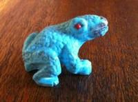 Zuni Frog Fetish Karen Zunie ZFFKZ36