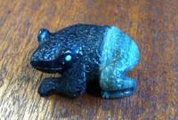 Zuni Frog Fetish Karen Zunie